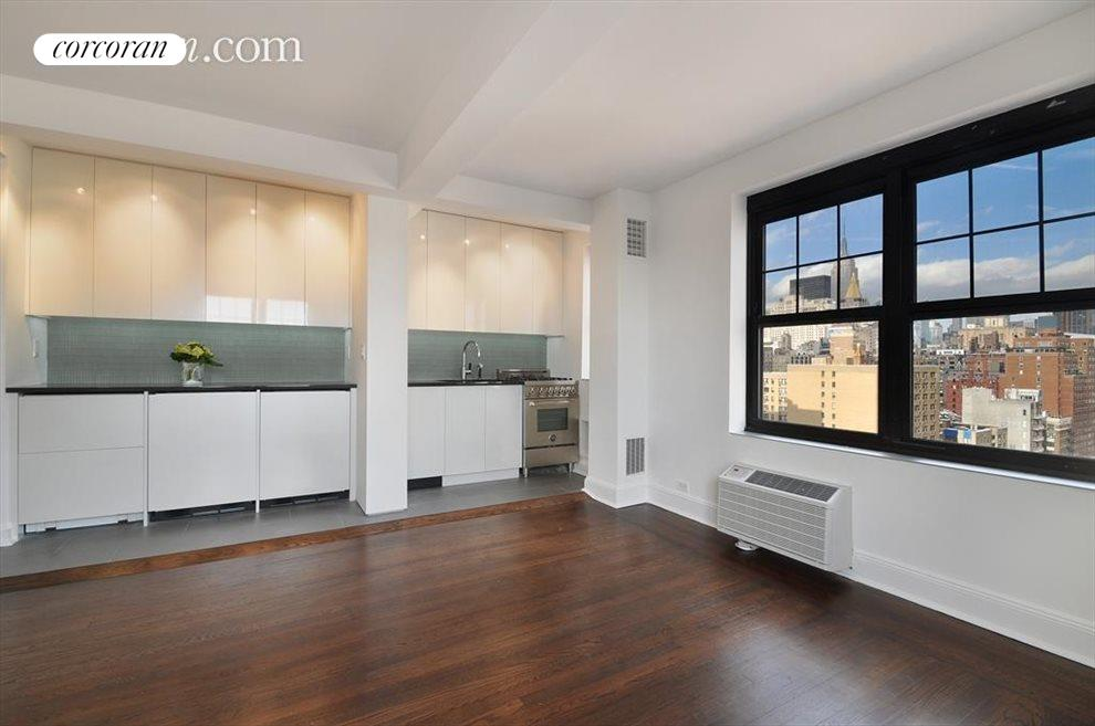 New York City Real Estate | View 200 East 16th Street, #14A | 1 Bed, 1 Bath