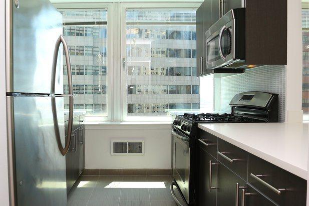 Corcoran, 200 Water Street, Apt. 402, Financial District Rentals ...