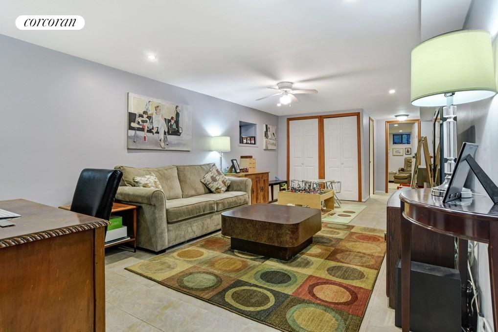 426 Sterling Place, 1D, Living Room
