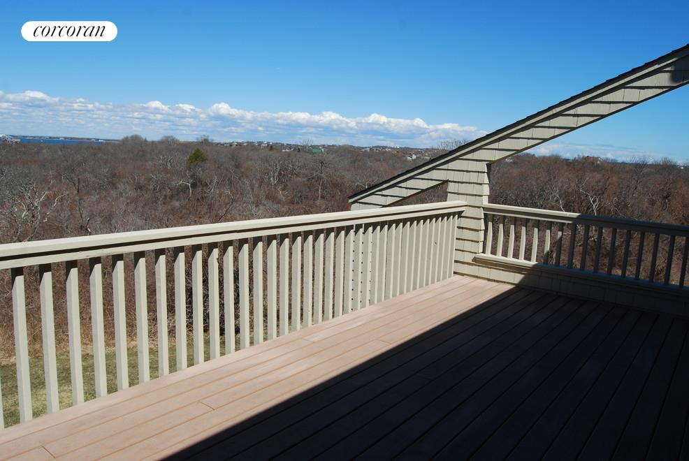 Private Deck Off Upper Level