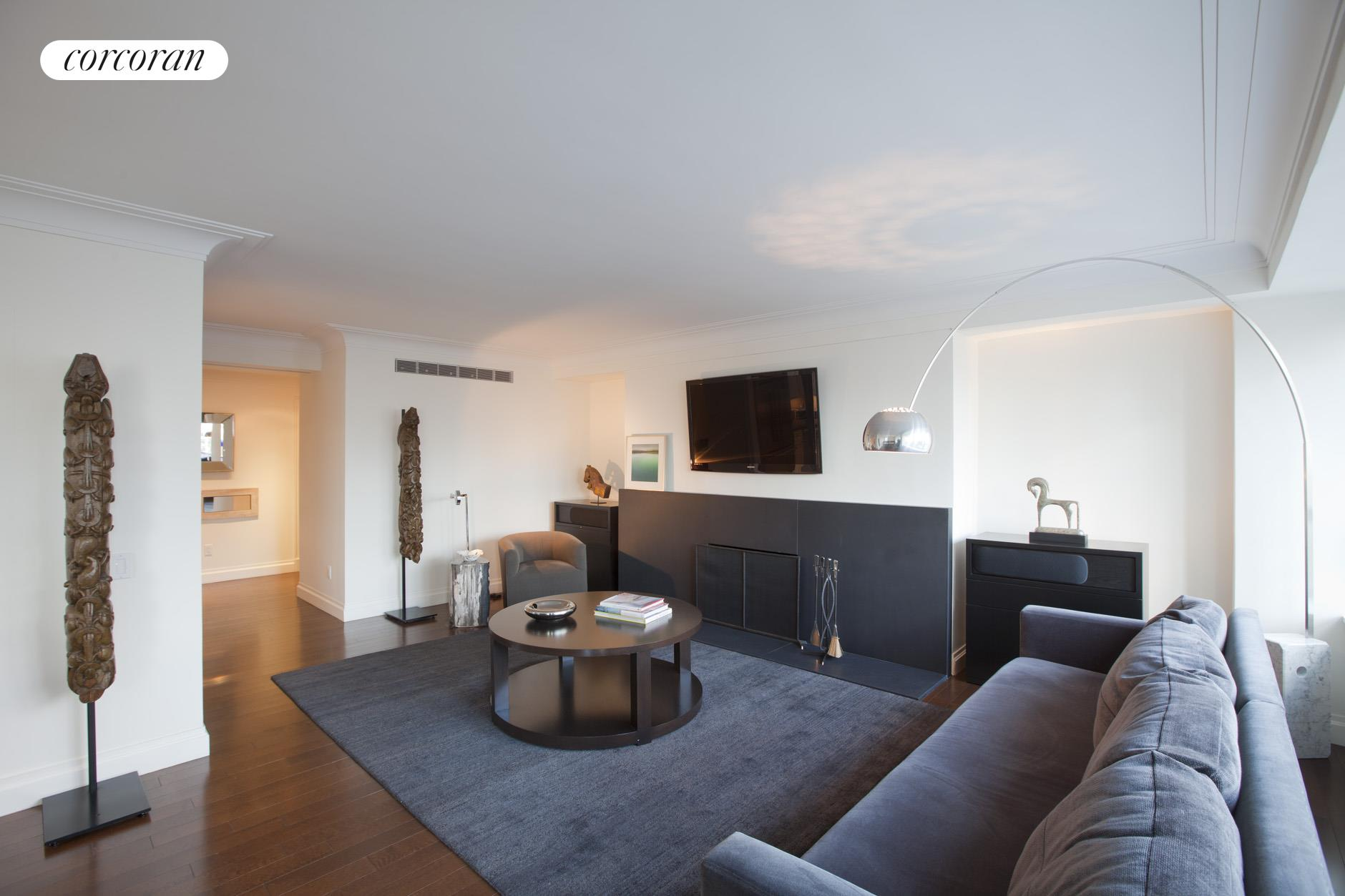 200 East 66th Street, B1702, Living Room