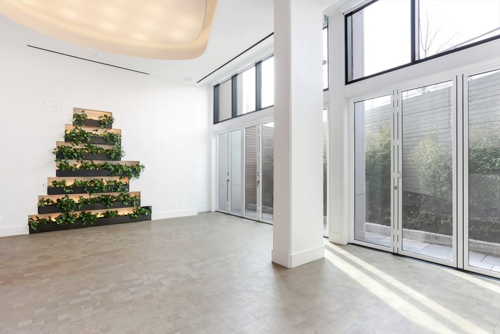 New York City Real Estate | View 130 Furman Street, #S111 | Meditation Room