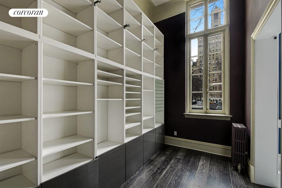 New York City Real Estate | View 13 Gramercy Park South, #2 FL | Office/Den facing Gramercy Park