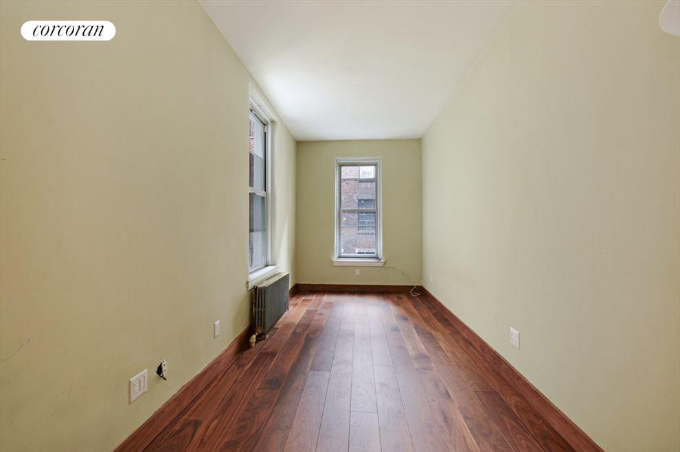 New York City Real Estate | View 13 Gramercy Park South, #2 FL | 2nd Bedroom