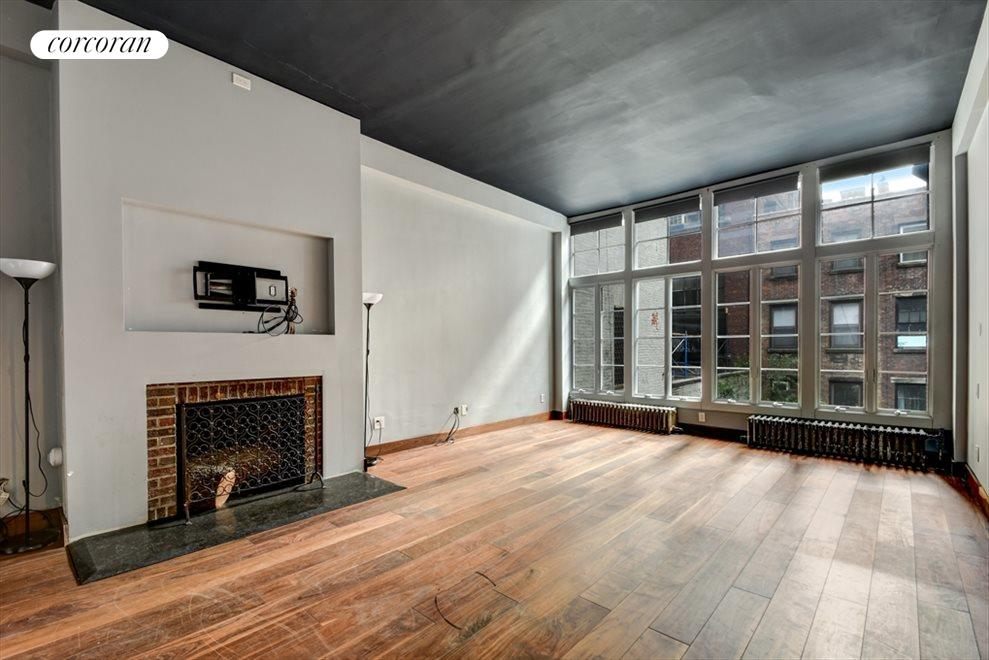 New York City Real Estate | View 13 Gramercy Park South, #2 FL | Master Bedroom on 2nd level