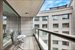 240 Riverside Blvd, 14O, Outdoor Space