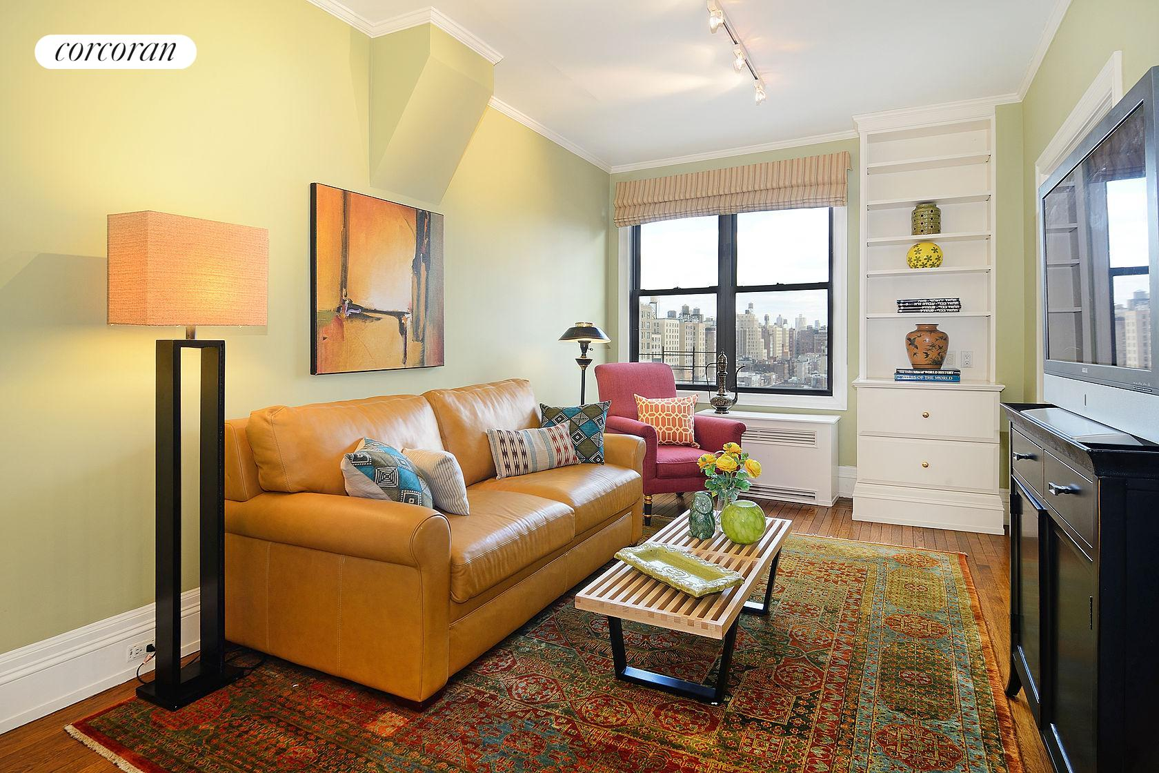255 West 84th Street, 12E, Living Room