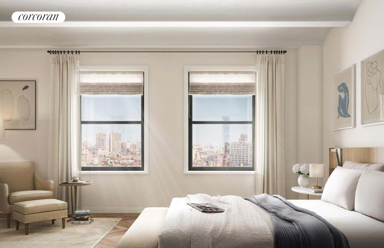 275 West 10th Street, 8B, Sublime Master with separate dressing room