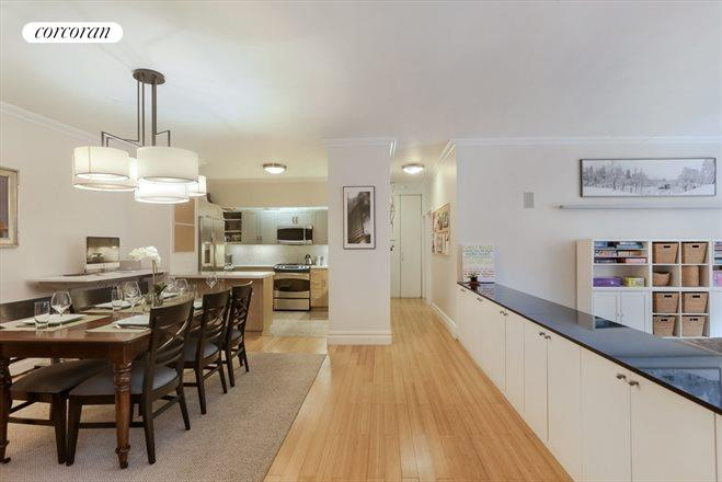 525 East 80th Street, 2A, Open plan, built-in storage