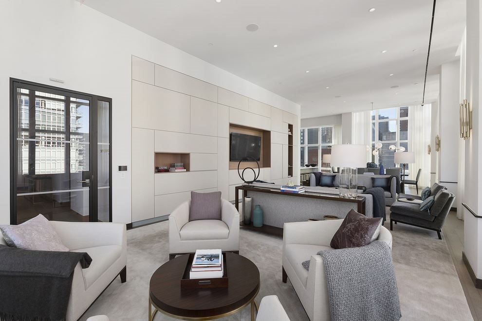 New York City Real Estate | View 305 East 51st Street, #26C | Resident Lounge