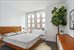 212 North 9th Street, 6C, Bedroom