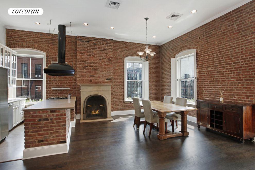 203 East 13th Street, PH4CD, Living Room