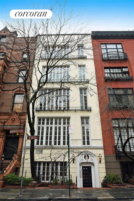 New York City Real Estate | View 13 Gramercy Park South, #2 FL | room 11