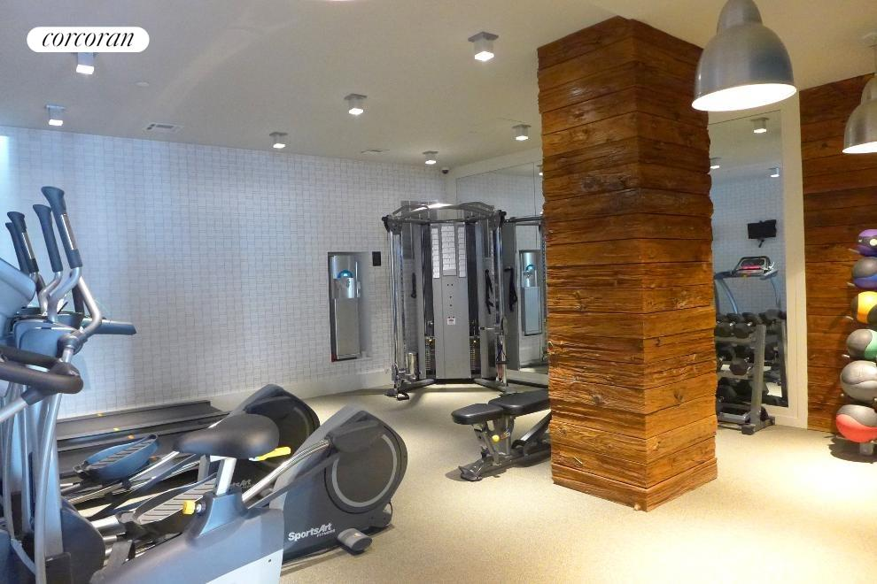 Residents' Fitness Room