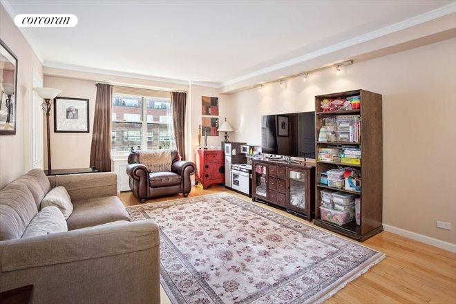 Corcoran 345 east 86th street apt 9e upper east side for Living room 86th street