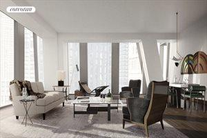 53 West 53rd Street, Apt. 35B, Midtown West