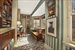 Third Bedroom/Library with Ensuite Bath