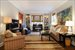 375 West End Avenue, 11CD, Living Room