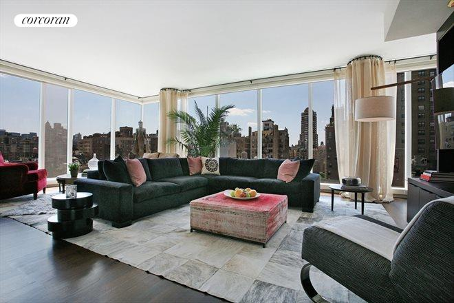 151 East 85th Street, 14A, Living Room