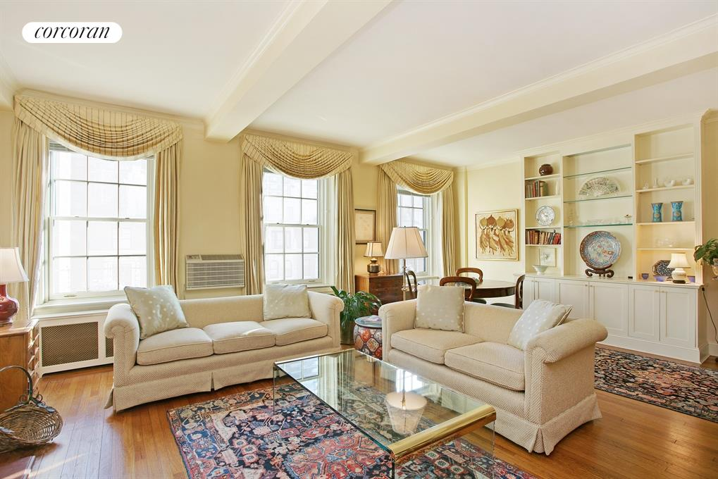 430 East 57th Street, 15B, Living Room