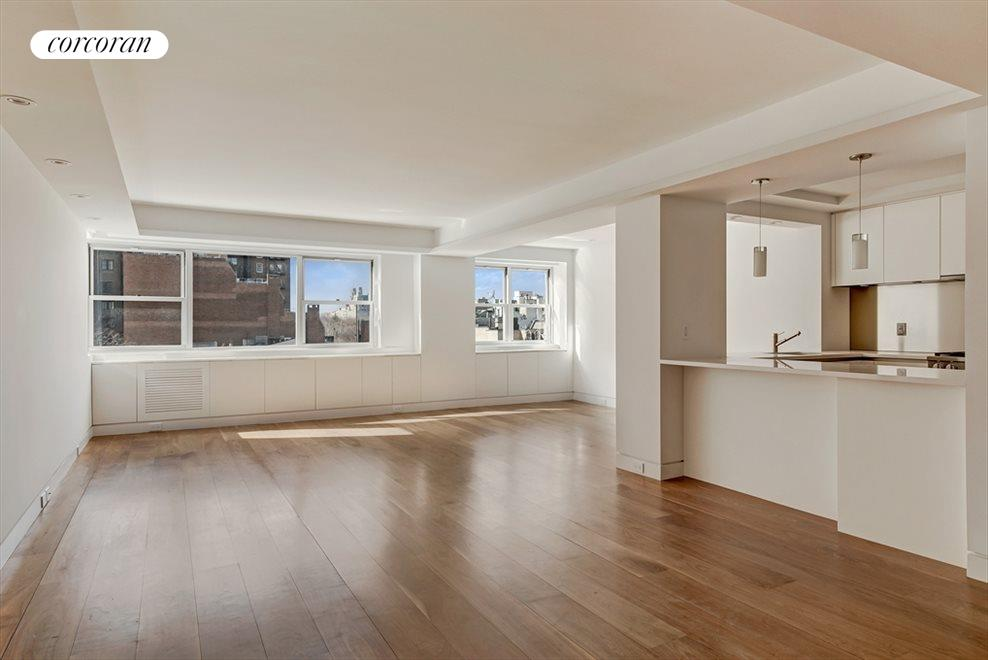 New York City Real Estate | View 40 East 78th Street, #9F | 2 Beds, 2 Baths
