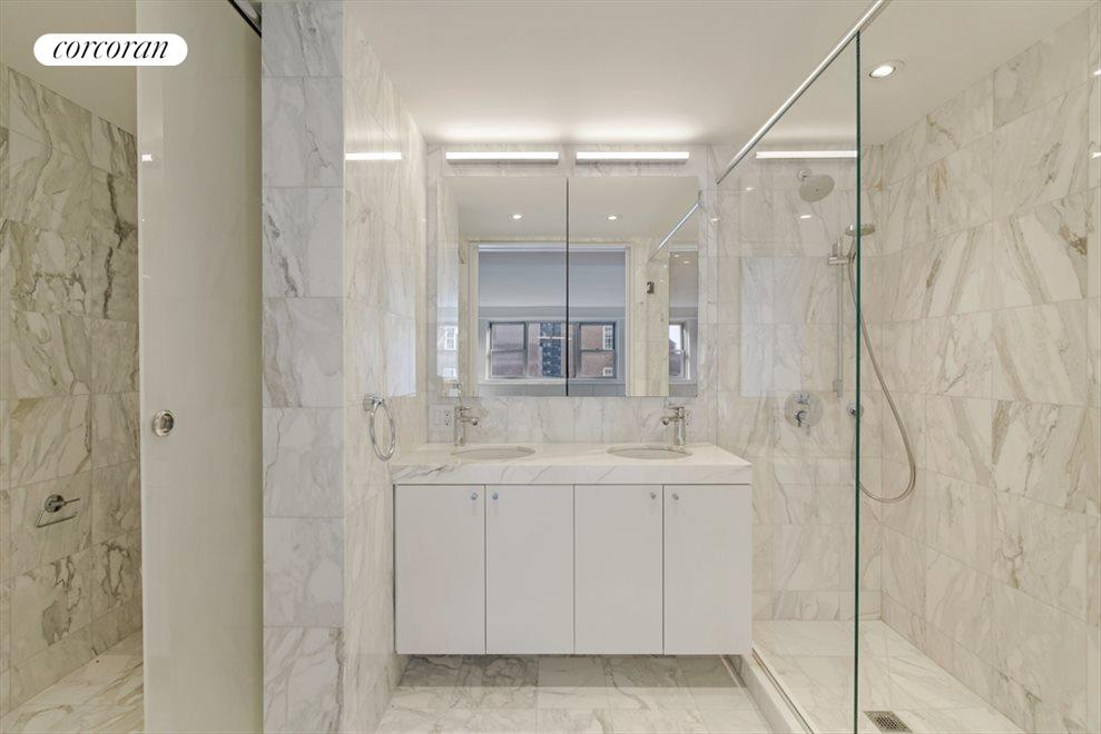 New York City Real Estate | View 40 East 78th Street, #9F | Master Bathroom