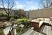 160 St Marks Avenue, Handsome deck off the kitchen...