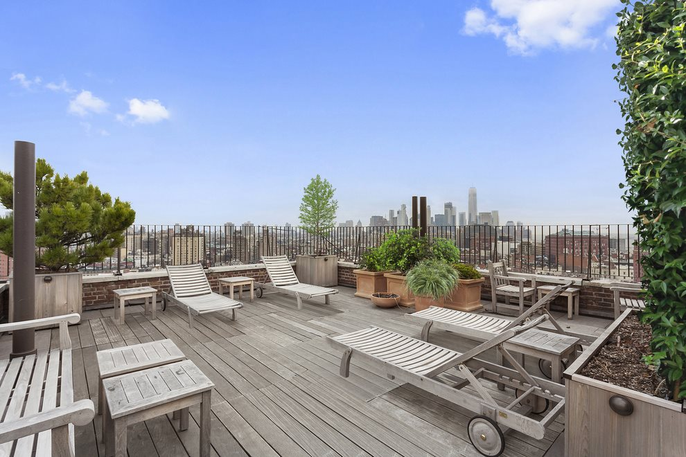 Surround Views - Roof Top Garden