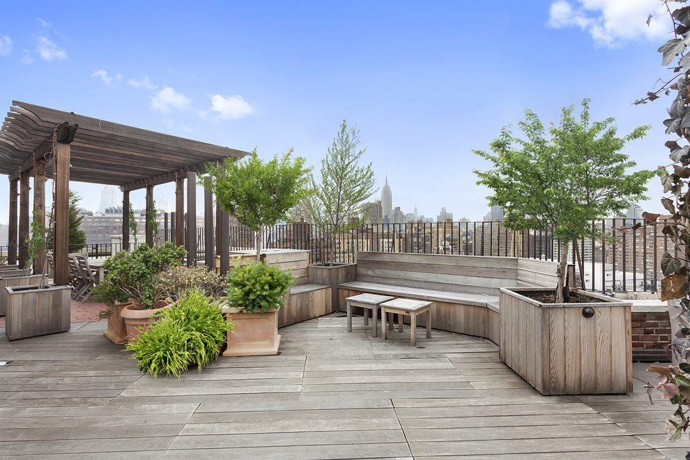 3000SF Roof Top Garden