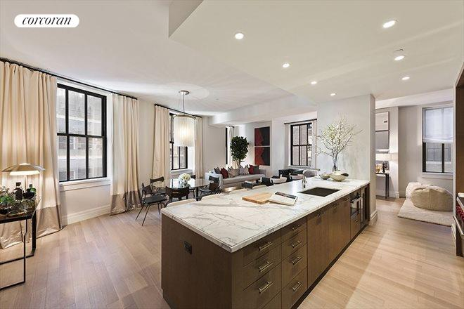 Corcoran 100 Barclay St Apt 14g Tribeca Real Estate