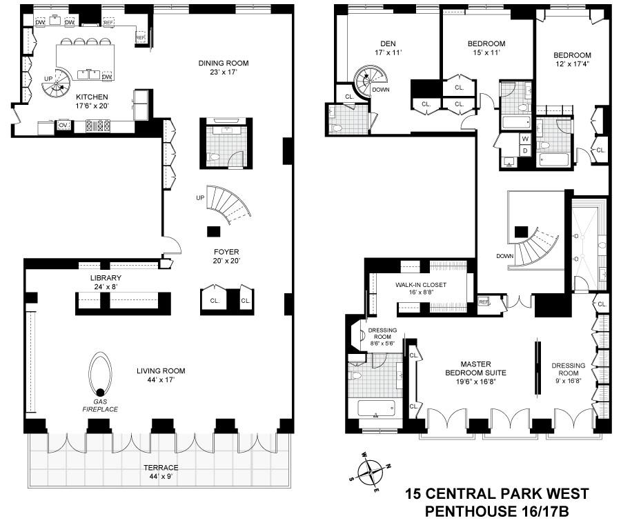 Printable Floorplan