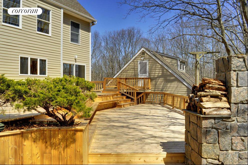 all new decking