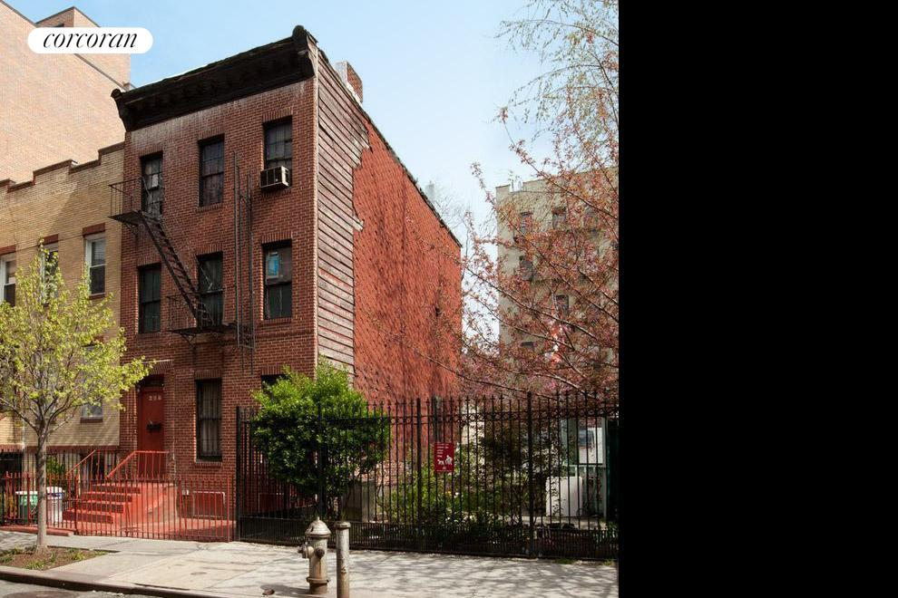 427 East 117th Street, Beautiful, Tree-lined Block