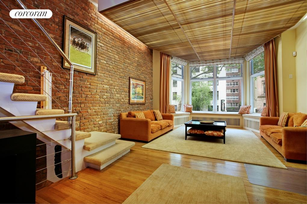 Corcoran 316 east 69th street upper east side rentals for Upper east side townhouse for rent