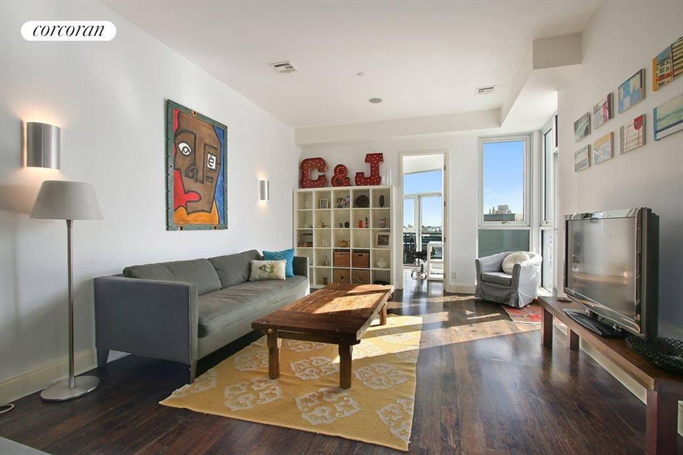 New York City Real Estate | View 655 Washington Avenue, #5A | 2 Beds, 1 Bath