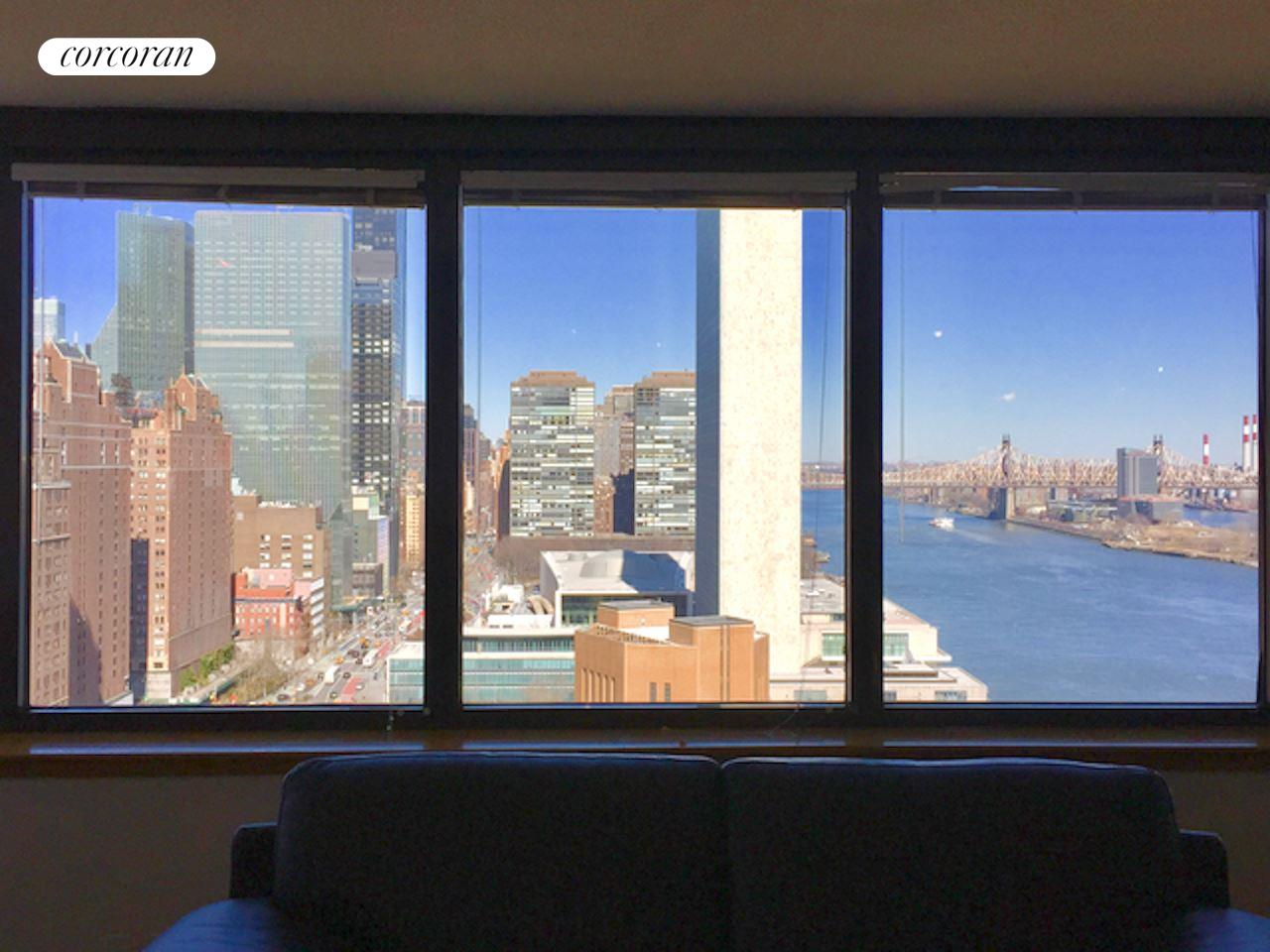 415 East 37th Street, 27J, View