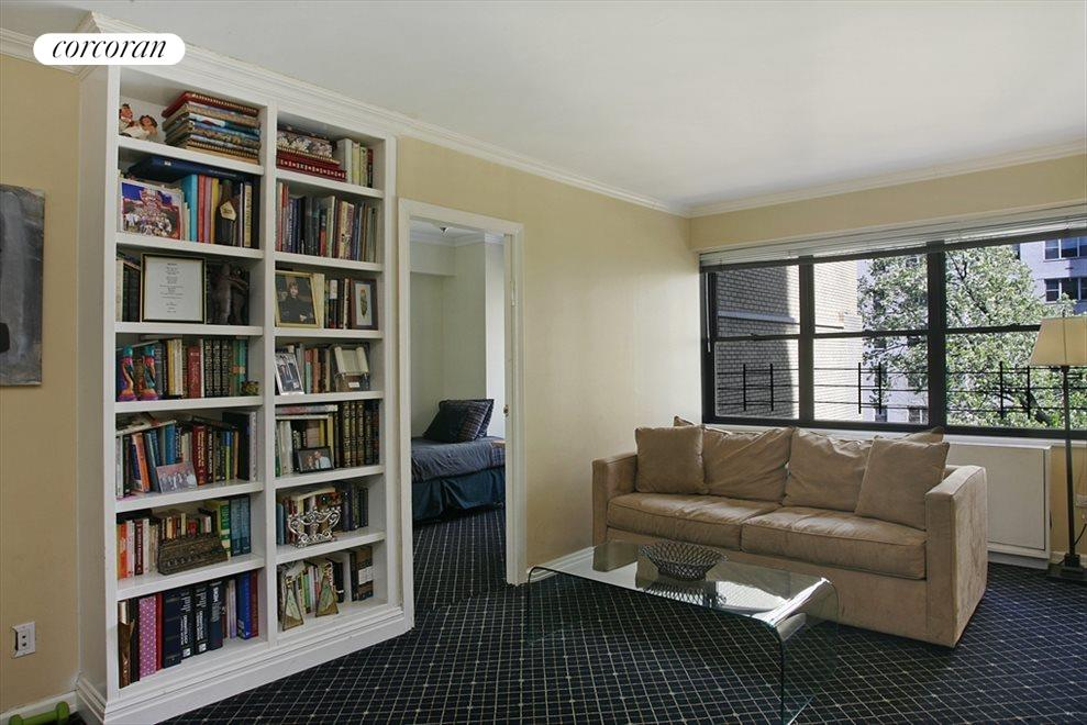 New York City Real Estate | View 178 East 80th Street, #3ABC | Large Den / Sitting Room