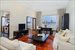 220 Riverside Blvd, 5J, Living Room
