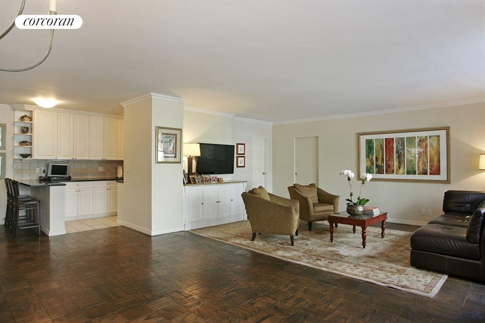New York City Real Estate | View 178 East 80th Street, #3ABC | Kitchen / Living Room