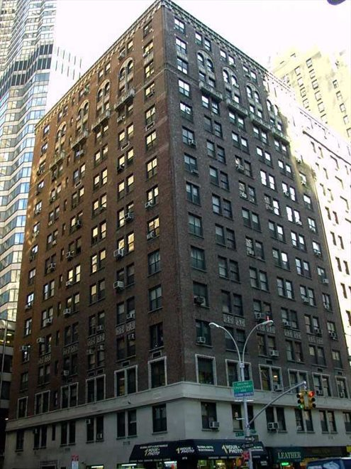 New York City Real Estate | View 162 West 56th Street, #1206 | across street from Carnegie Hall!!