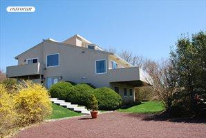 Montauk East Lake Contemporary With Panoramic Views, Montauk