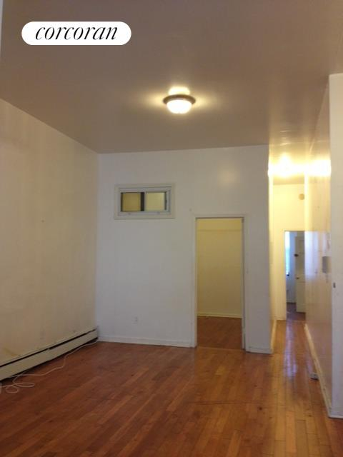 293 Tompkins Avenue, 1, Spacious kitchen open to living/dining room
