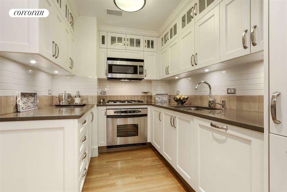 New York City Real Estate | View 27 West 72nd Street, #507 | Open Kitchen