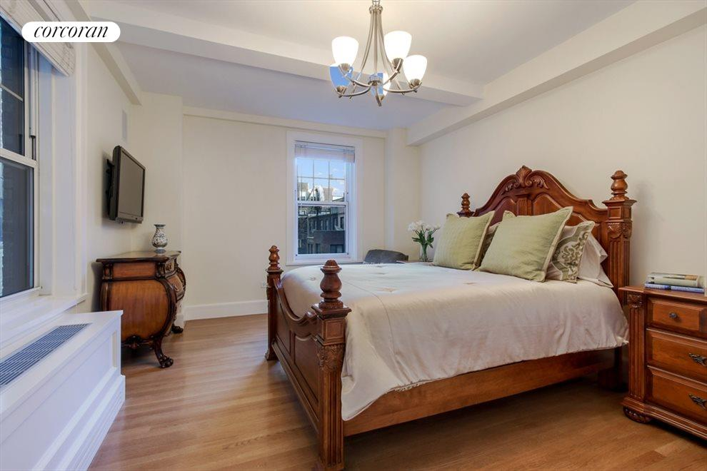 New York City Real Estate | View 27 West 72nd Street, #507 | Master Bedroom