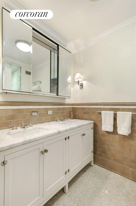 New York City Real Estate | View 27 West 72nd Street, #507 | Master Bathroom