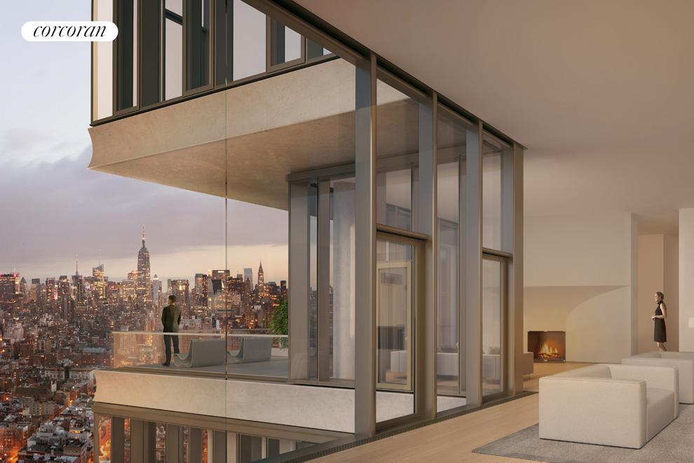 Corcoran 56 leonard st apt 44 west tribeca real estate for Tribeca property for sale