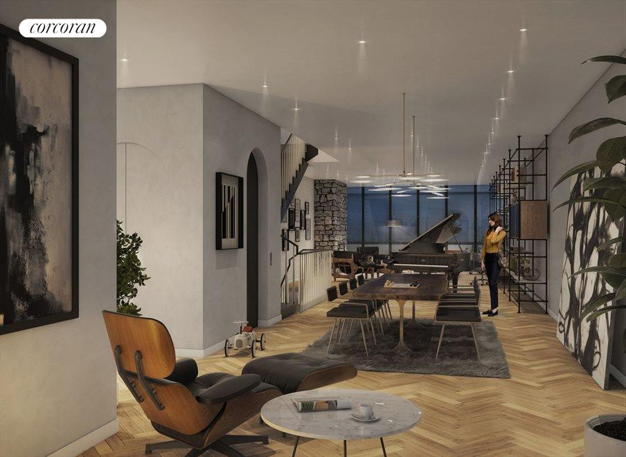 New York City Real Estate | View 471 West End Avenue | Spacious yet intimate, classic and modern meet