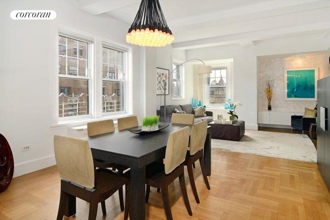27 West 72nd Street, 1610, Dining Room