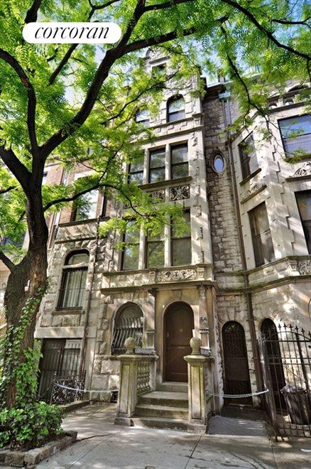 Corcoran 64 west 87th street upper west side real estate for Upper west side townhouse for sale