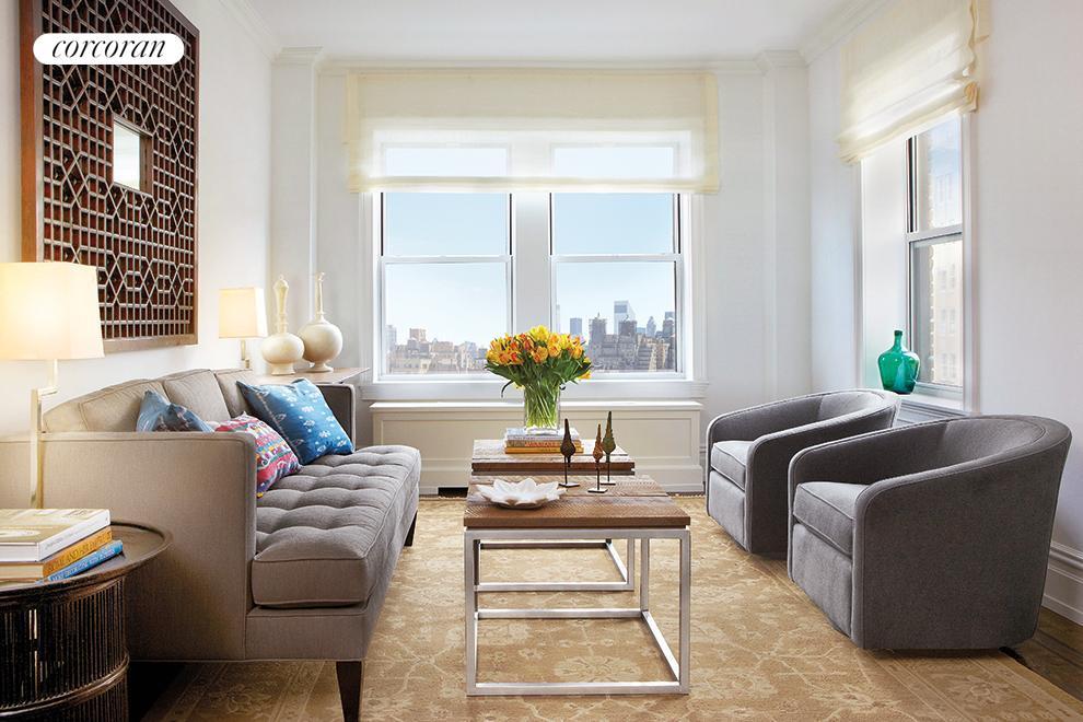 165 W 91 - 6C Living Room